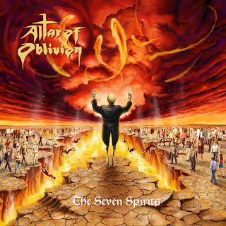 "Altar Of Oblivion - ""The Seven Spirits"" (album)"