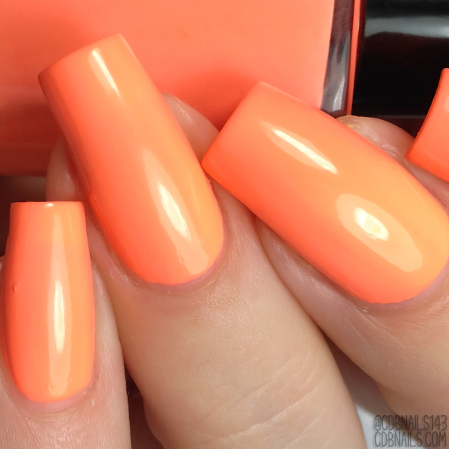 Top Shelf Lacquer-Grapefruit Smoothie
