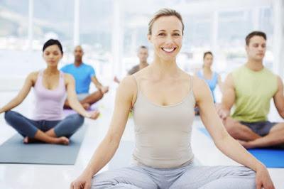 Tập yoga chữa ung thư hiệu quả