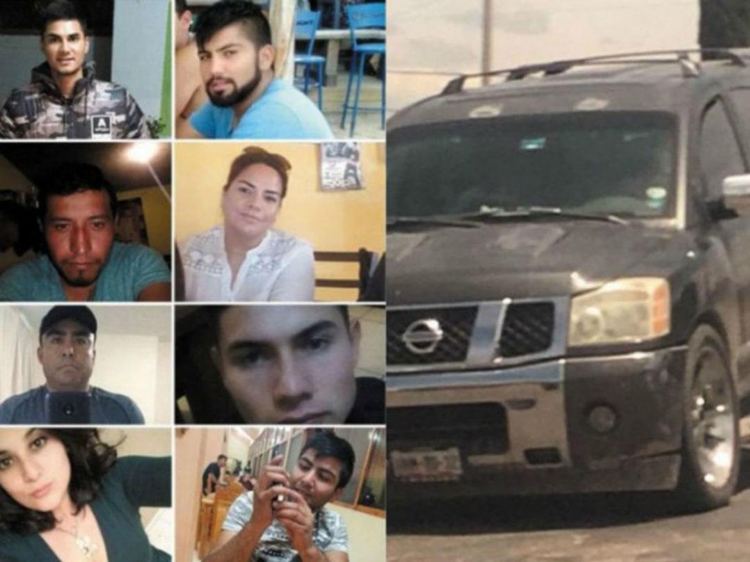 Reportan como desaparecidas a doce personas en Hidalgo