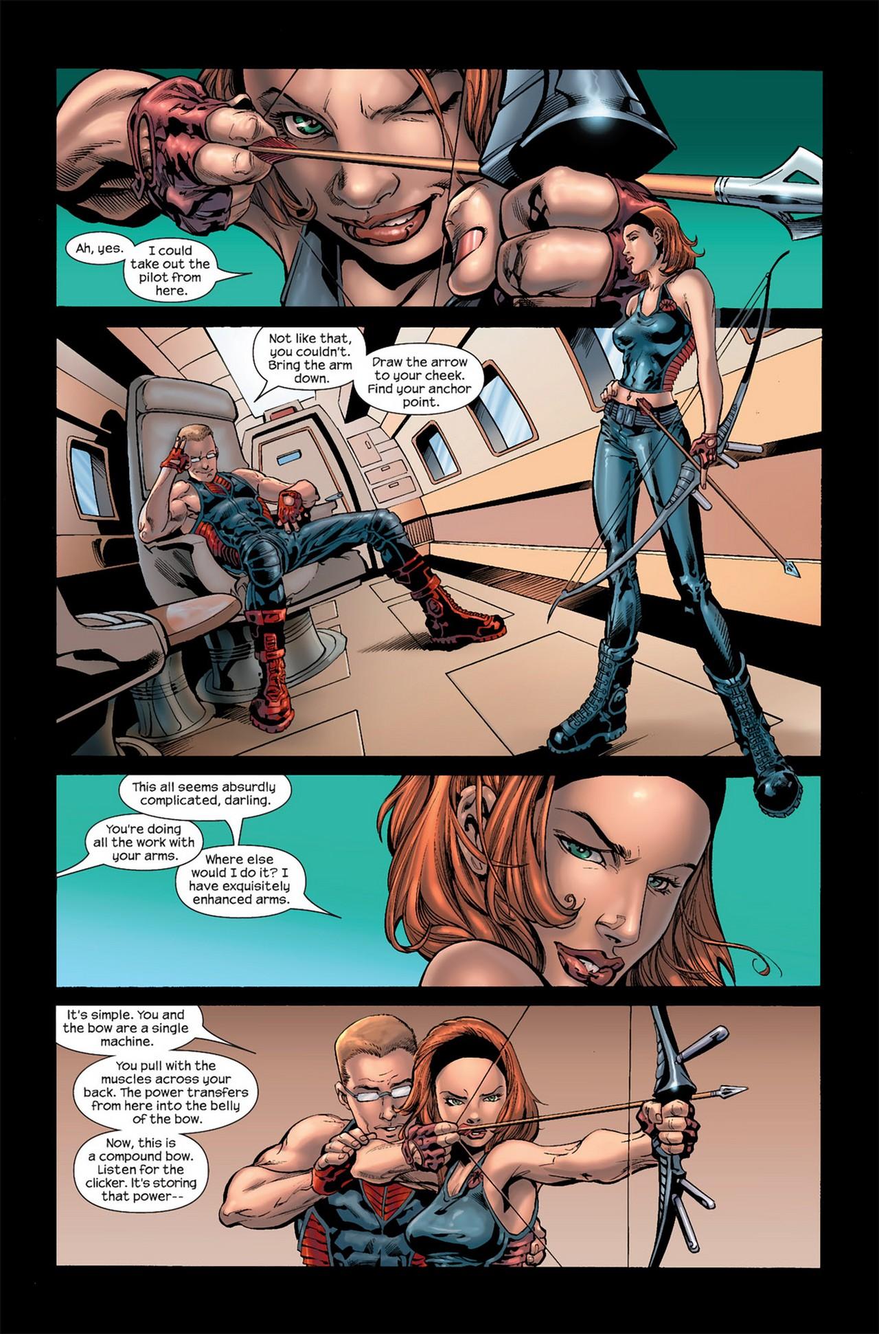 Read online Ultimate Secret comic -  Issue #3 - 11