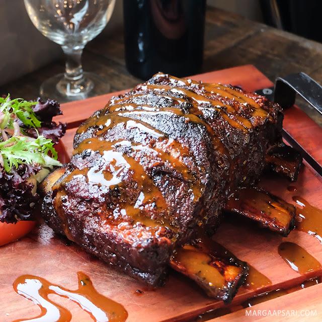 Beef Ribs El Machote Jakarta