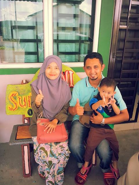 Adni Suite Homestay Seri Manjung Lumut ||  Encik Aizam