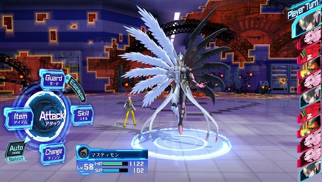 Digimon Cyber Sleuth: Hacker's Memory es registrado en Europa