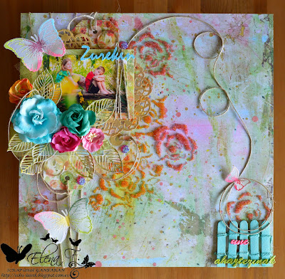 Party Time Tuesdays #198 Challenge and April Winner
