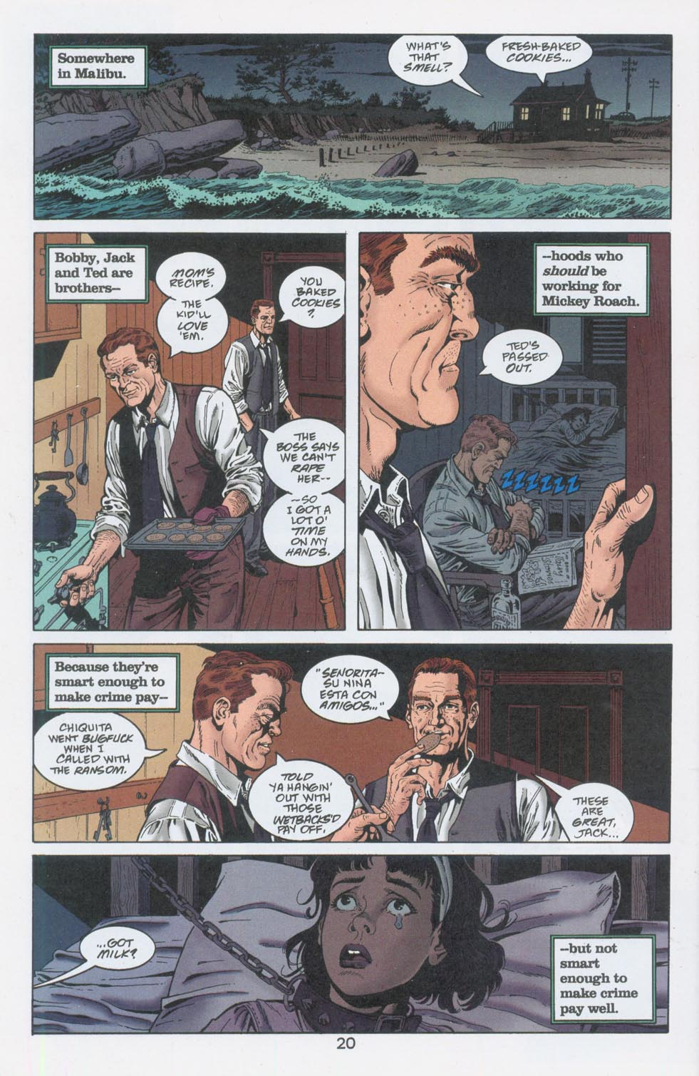 Read online American Century comic -  Issue #6 - 20