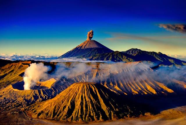 Fakta Menarik yang Wajib Diketahui Tentang Gunung Bromo