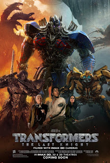 Transformers: El último caballero(Transformers: The Last Knight)
