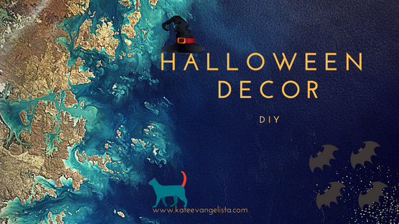 Kate 39 s blog diy halloween decorations for B m halloween decorations