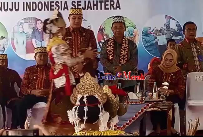 Bogorjo Pesawaran Wakili Lampung Lomba Desa PKK Tingkat Nasional