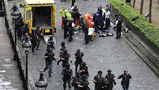 Kepolisian Amankan 12 Orang Terkait Teror di London