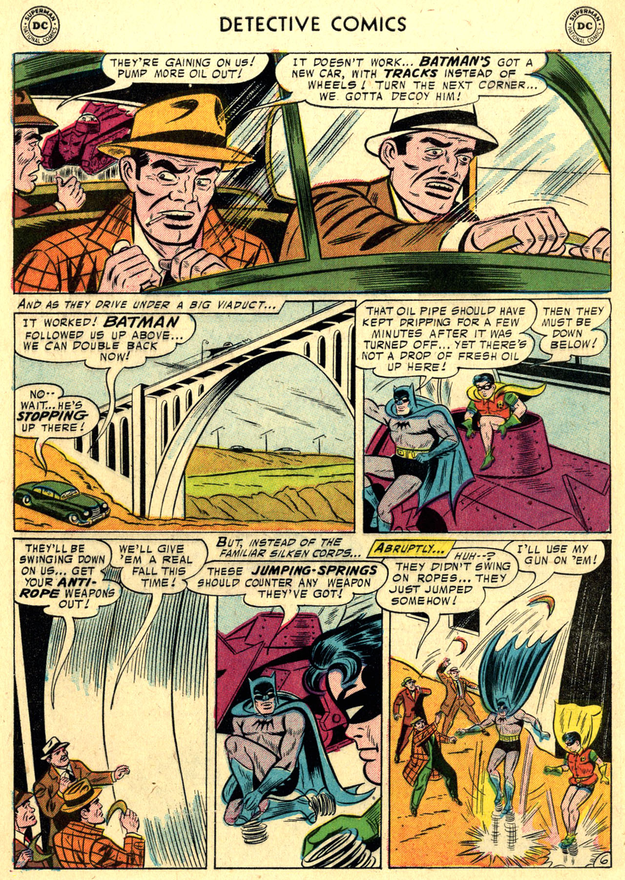 Read online Detective Comics (1937) comic -  Issue #236 - 8