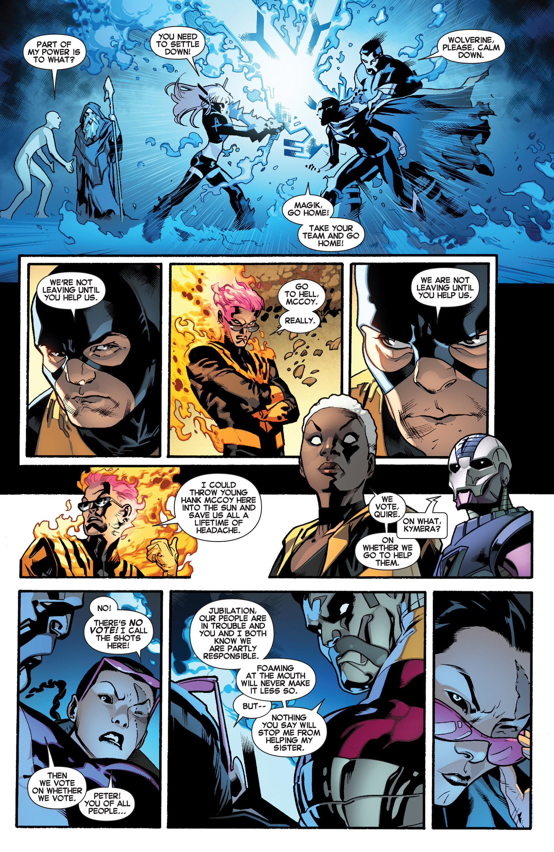 Read online All-New X-Men (2013) comic -  Issue #17 - 14