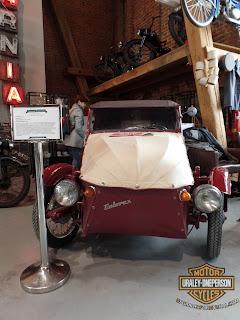 Velorex мотоколяска музей Topacz