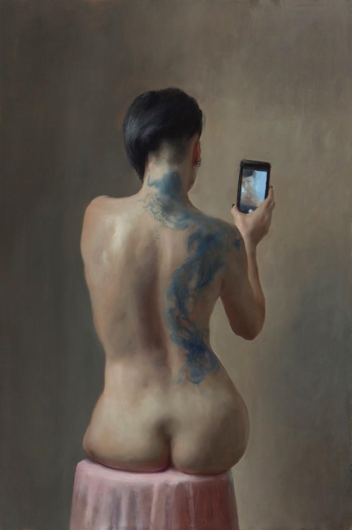 Американский художник. Kenny Harris