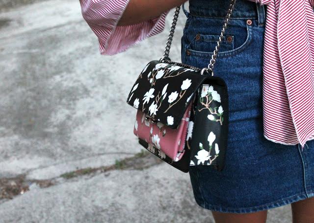 Levis vintage skirt