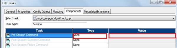 Informatica For You: Command Task