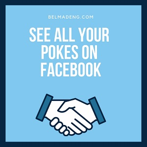 FB Poke Sent   View Your FB Pokes   Get Access to Pokes Received by You   Facebook Poke Sent