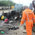 Bomb blast again in Maiduguri, many feared dead (See Graphic Photos)