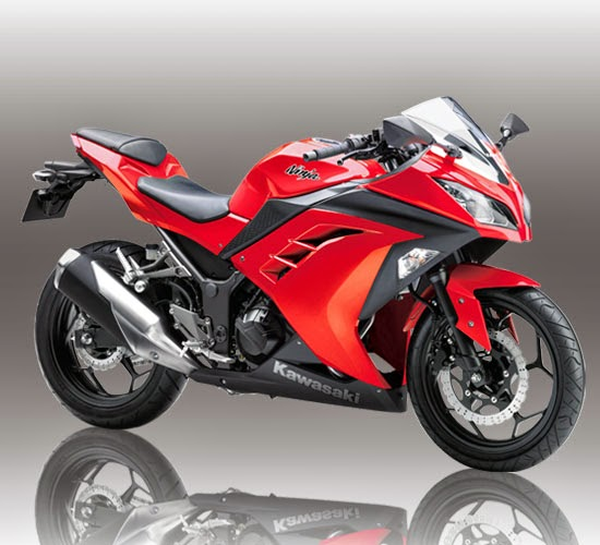 Ninja 250cc Vs Honda CBR 250cc - Variasi Motor Mobil Terbaru