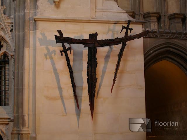 Katedra w Canterbury - miejsce zamordowania Tomasza Becketta