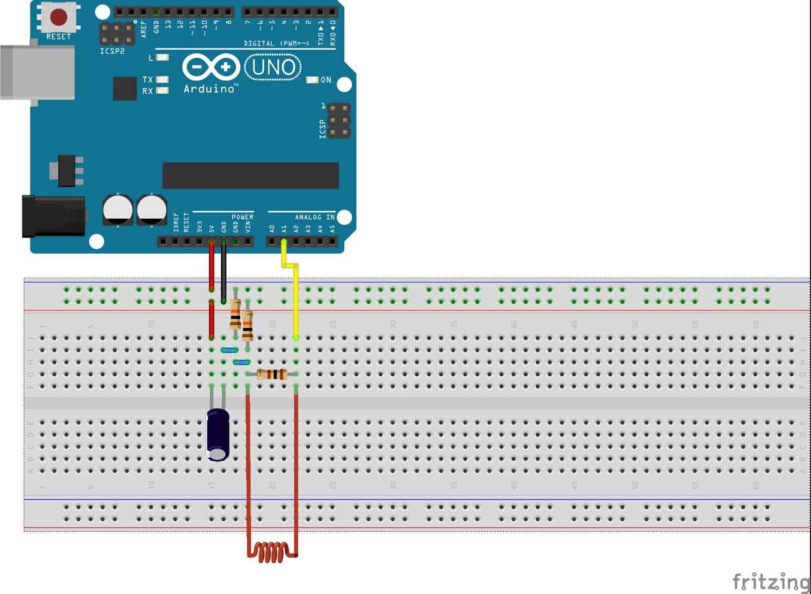 Arduino cheap poor man s ct sensor « diy electronics