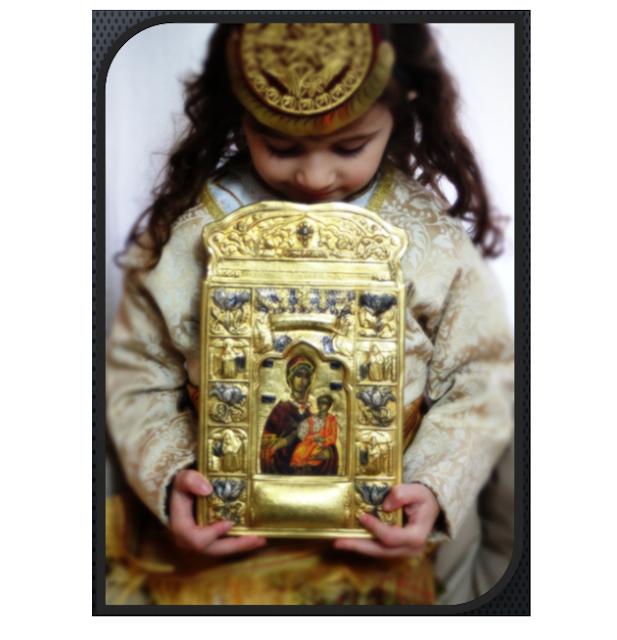 Λιτανεία της Ιεράς εικόνας της Παναγίας Σουμελά στο Τορόντο Καναδά