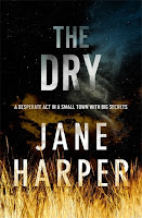 Book cover image of The dry