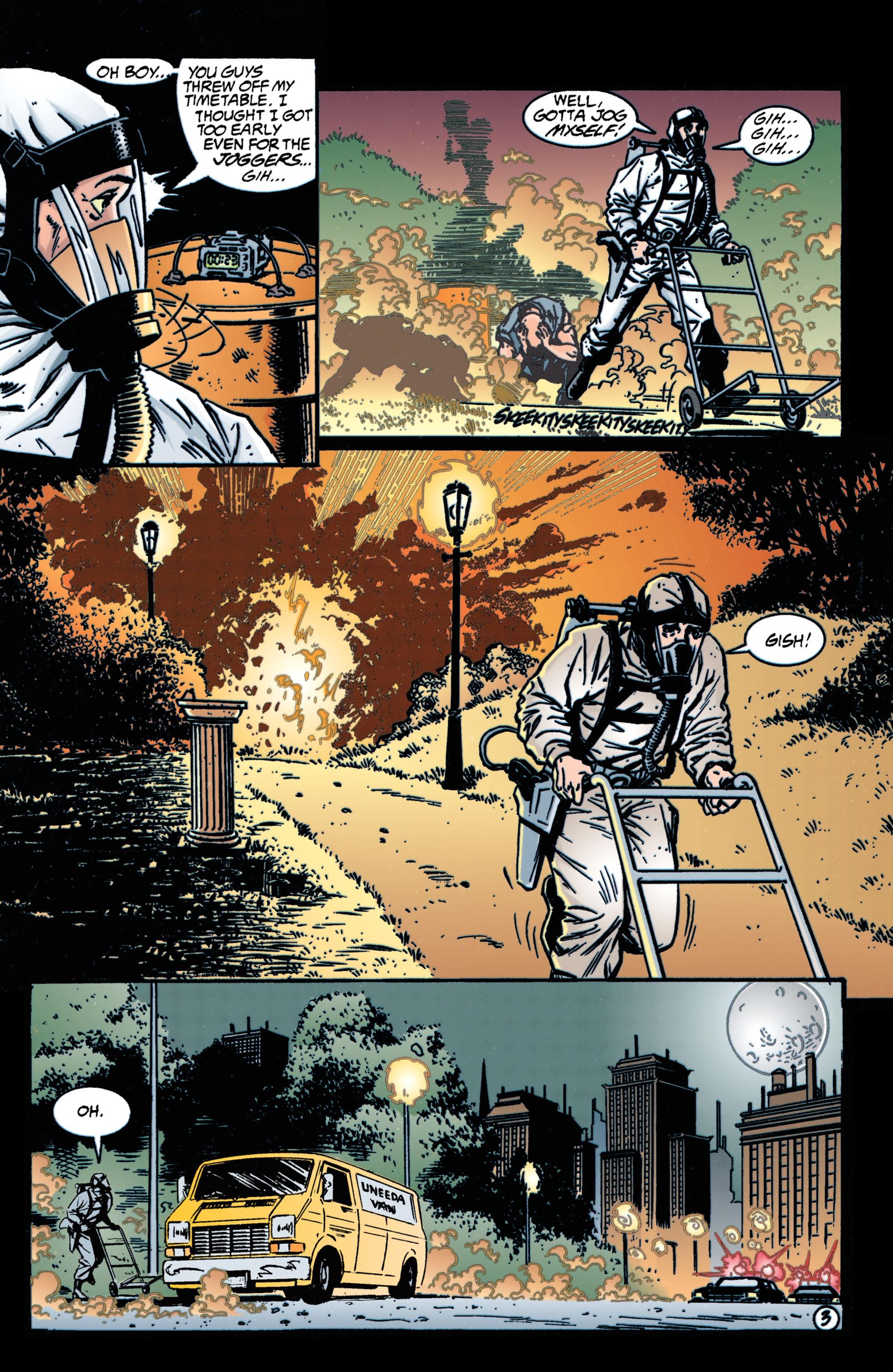Detective Comics (1937) 693 Page 3