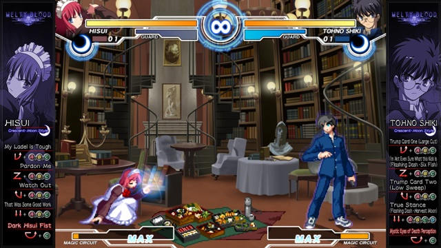 Melty Blood Actress Again Current Code PC Full