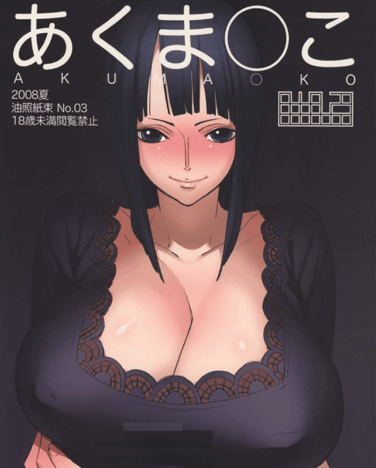 Komik Hentai Sex Nico Robin Oppai Susu Super Montok