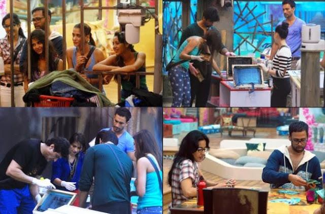 Money Task: Aamdani atthanni, kharcha rupayya in Bigg Boss 7