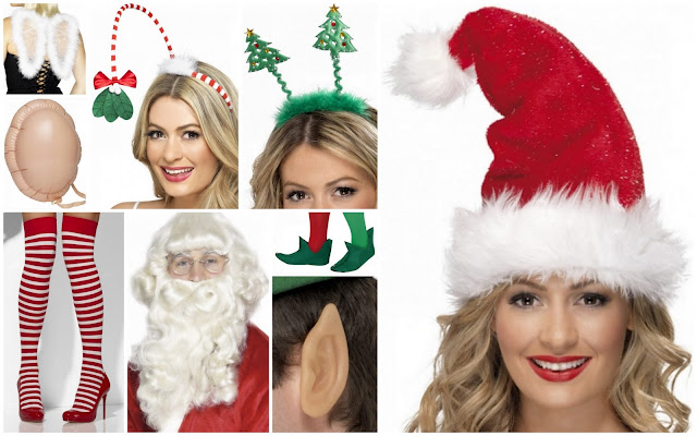 Where Roots And Wings Entwine: Christmas Fancy Dress