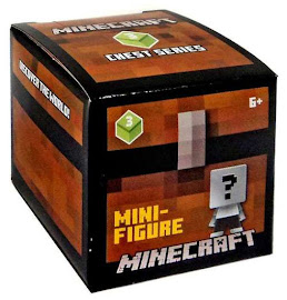 Minecraft Chest Series 3 Snow Golem Mini Figure