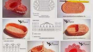 Cómo tejer zapatitos al crochet *patucos*