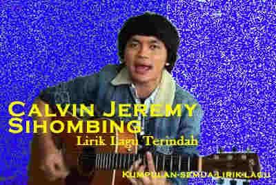 Lirik Lagu Terindah Calvin Jeremy
