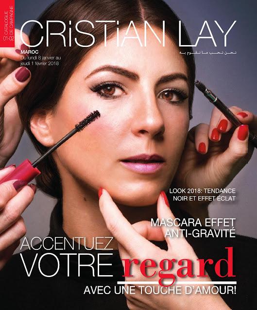 catalogue cristian lay maroc janvier 2018
