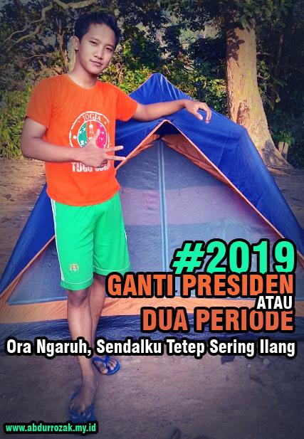 78+ Gambar Lucu Ganti Presiden 2019
