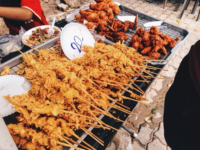 Ao Nang Halal Street Food