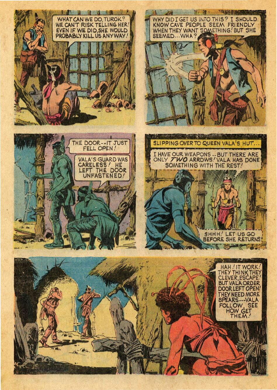 Read online Turok, Son of Stone comic -  Issue #88 - 12