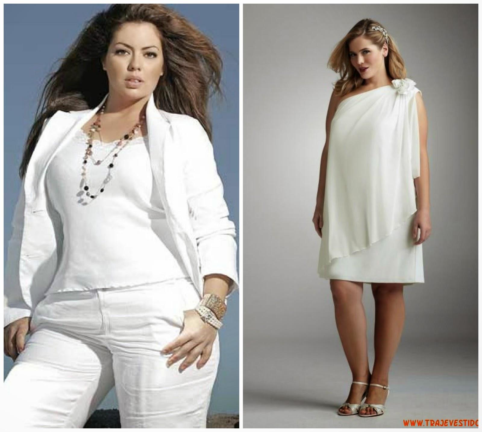 personalizadas hermosa y encantadora alta moda Total look white / Look de Blanco o Fiesta y todos de blanco!!!