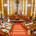 Senate Just Reviewed and Considered 33 BILLS from the report of the Committee on ConstitutionReview.