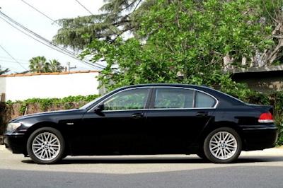 Eksterior BMW E66 Seri-7