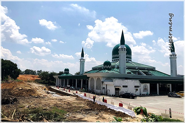 Supermeng Malaya Masjid Lapangan Terbang Sultan Abdul Aziz Subang