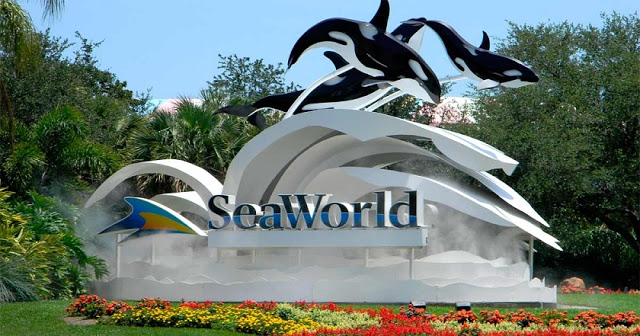Entrada de Parque Sea World en Orlando