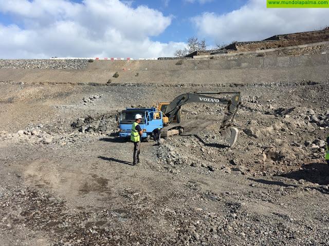 Transición Ecológica acomete la última fase de las obras en la Balsa de Vicario y la conducción Barlovento-Tijarafe