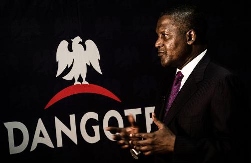 Dangote become 64th World richest