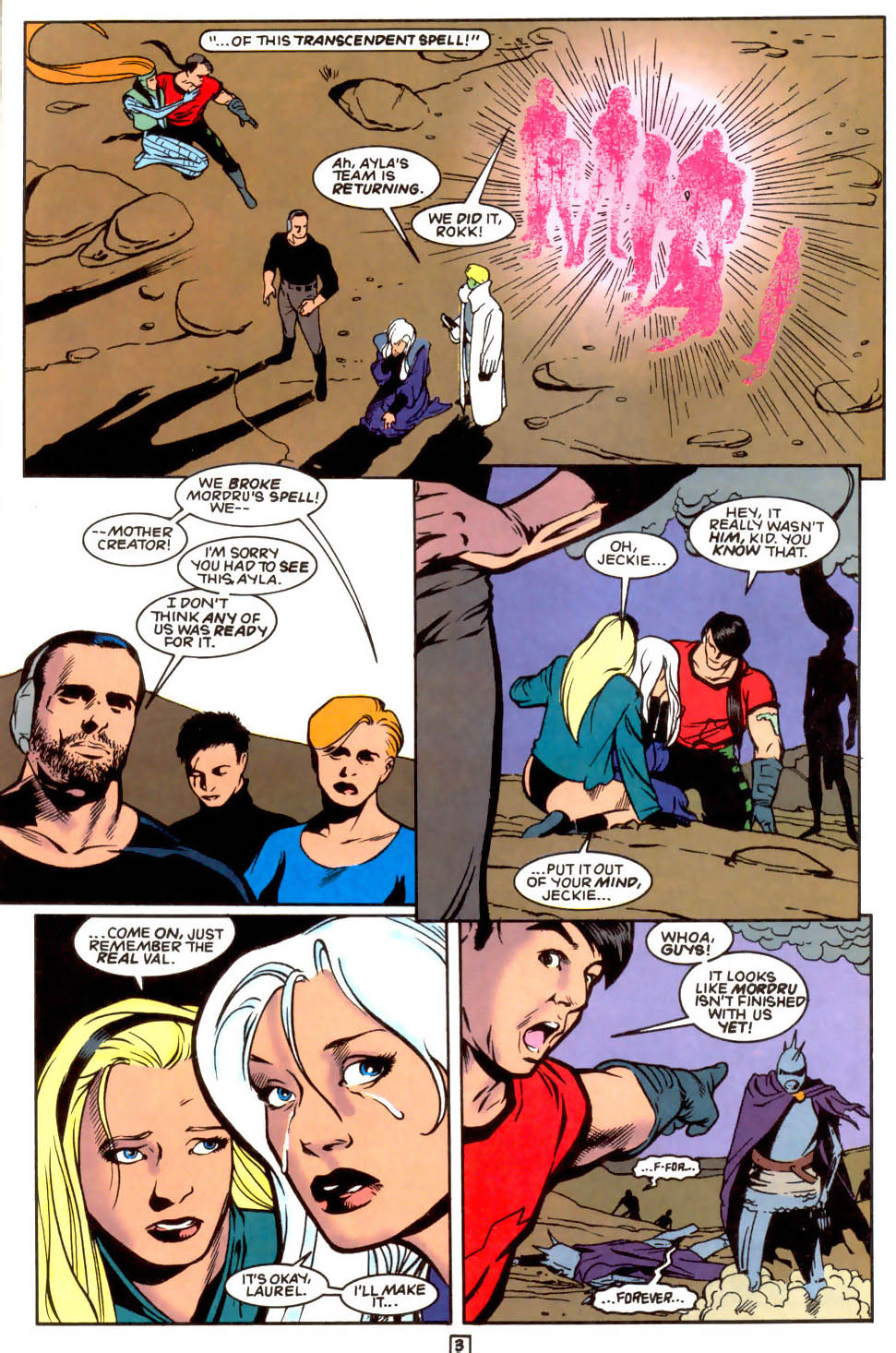 Legion of Super-Heroes (1989) 47 Page 3