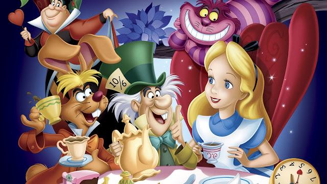 A verdadeira história de Alice: O lado macabro em um conto de fadas