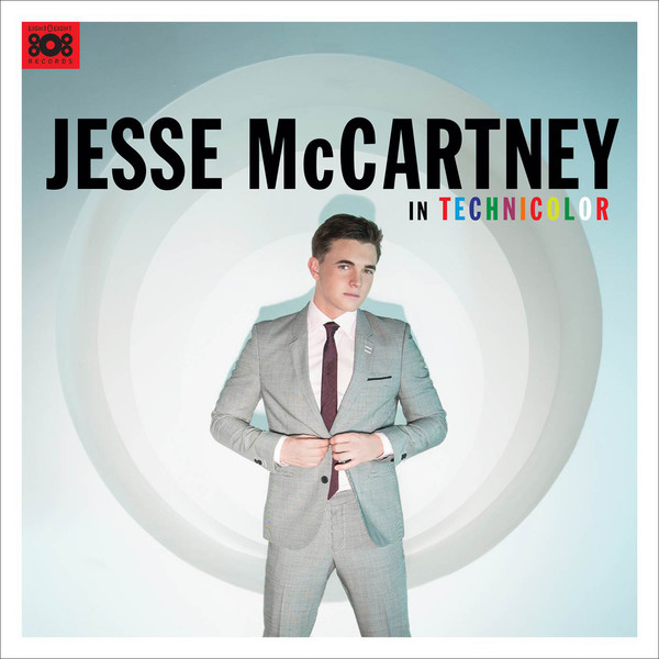 Jesse McCartney - In Technicolor Cover
